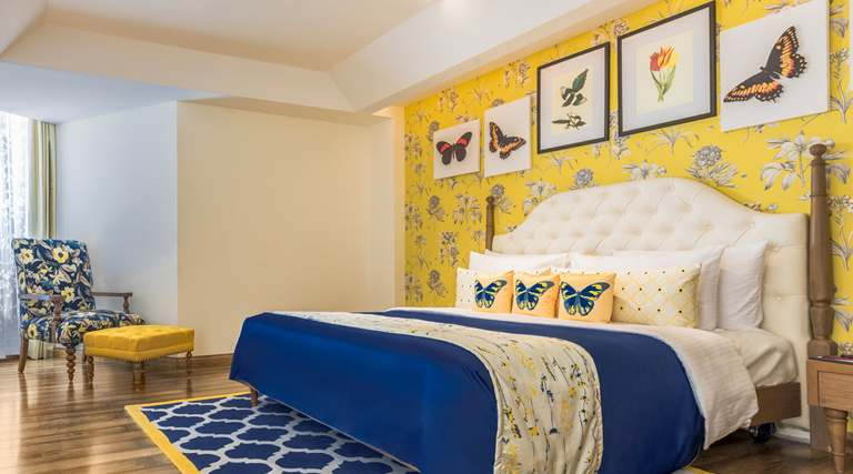 Mosaic Hotel Mussoorie - Suite Rooms
