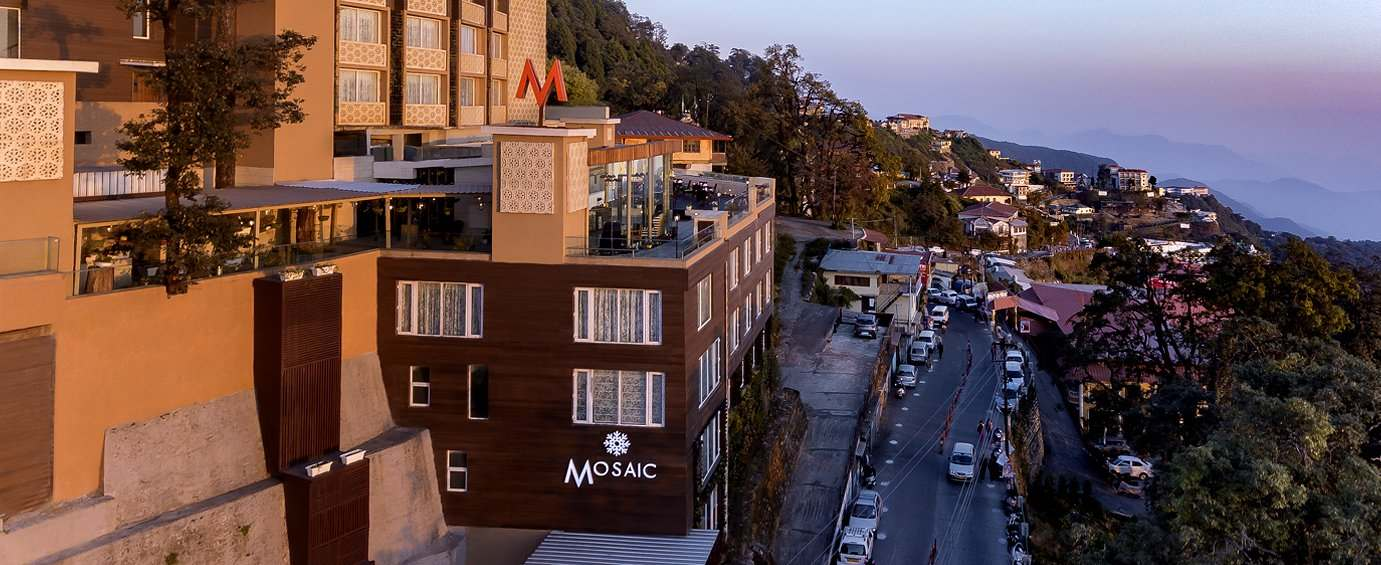 Four star Hotels in Mussoorie